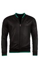 Sweatjacke Pullover Black