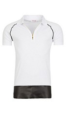 Polo T-Shirt Wit