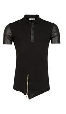 Polo T-Shirt Black