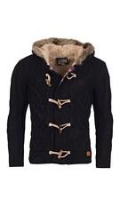 Strickjacke Pullover Black
