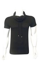 Sal Yaka T-Shirt Zwart