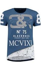T-Shirt Indigo Blue