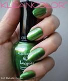 Nagellak Metallic groen