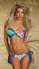 Bikini Mixed blue