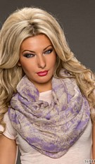 Scarf Mixed lilac