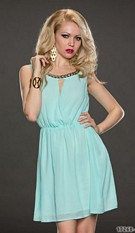 Dress Turquoise
