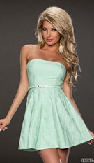 Bandeau-Minidress Minth