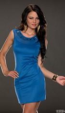 Minidress Blue