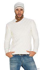 Pullover White