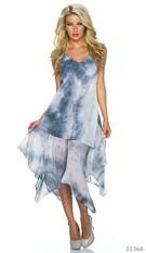 Midi Dress Mixed / Gray