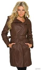 Trench-Coat Bruin