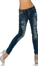 Jeans Indigo blue