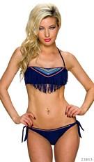 Bikini Dark-Blue