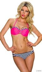 Bikini Neon-Fuchsia