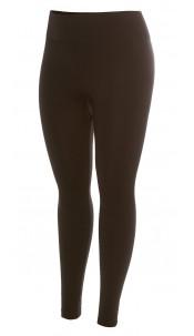 Curvy Girls Size! Thermo Leggings Black