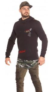 Trendy men s hoodie