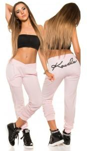 Trendy KouCla LowCut Jogging pants