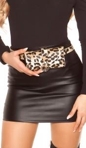 Trendy belt bag Beige