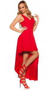 SexyRedCarpetLook! Evening Gown Red