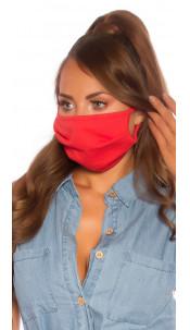 Elke dag / mondmasker rood