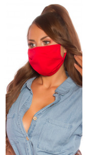 Everyday / Mouthmask Red