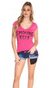 Smoking Koucla Kills T With Beige 1 Sexy Shirt Skull Ai0000l076 0vOyN8nmw