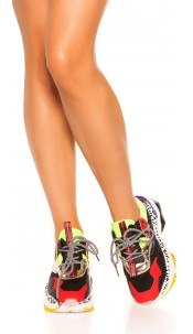 Trendy Sneaker Yellow