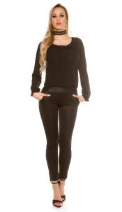 Party jumpsuit Black