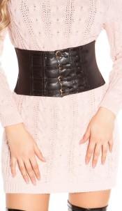 Sexy waist belt Black