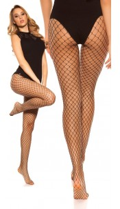 Sexy net tights Black