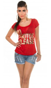 Trendy KouCla T-Shirt