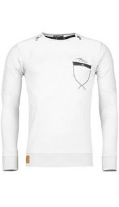 Longsleeve Pullover White