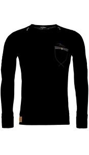 Longsleeve Pullover Black