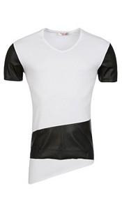T-Shirt Wit