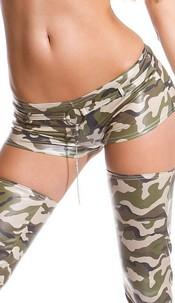Gogo-Hotpants Army