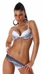Bikini Bottom White