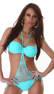 Monokini Minth green