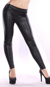 Thermo-Legging Zwart