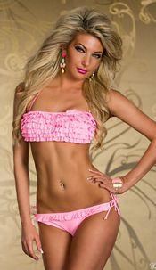 Bikini Neon pink