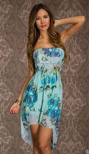 Dress Mixed iceblue