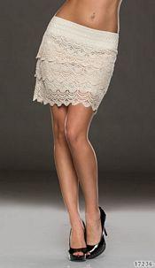 Skirt Creme