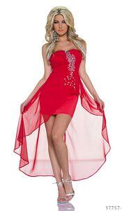 Mullet-Dress Red