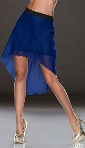Skirt Royalblue