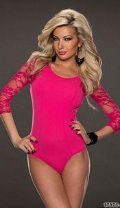 Bodysuit Pink