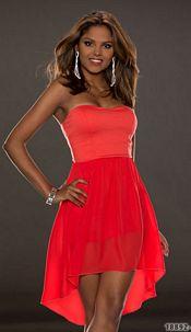 Mullet-Dress Coral