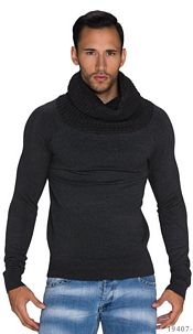 Pullover Anthracite