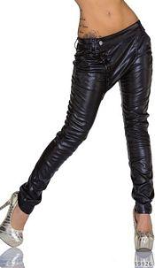 Harem broek Zwart