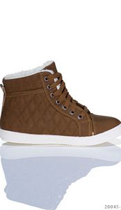 Sneakers Lightbrown