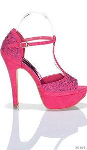 High Heels Fuchsia