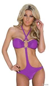 Monokini Violet